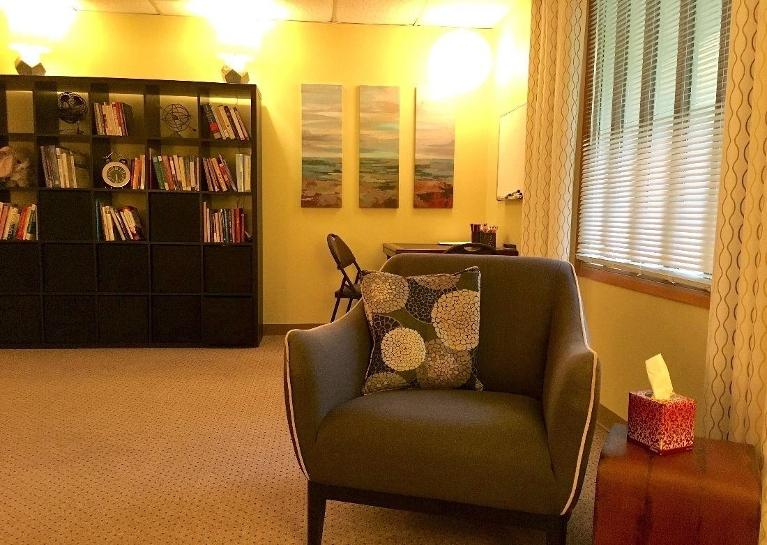 therapist office | Thrive Counseling Center